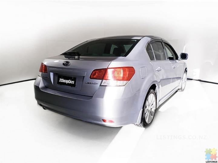 2011 Subaru Legacy - 2/3