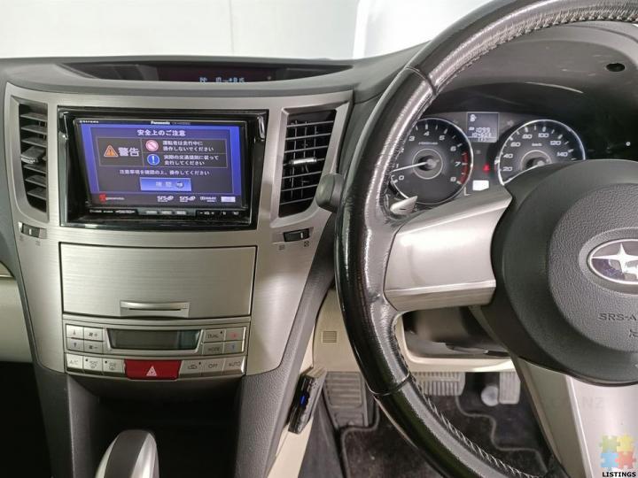 2011 Subaru Legacy - 3/3