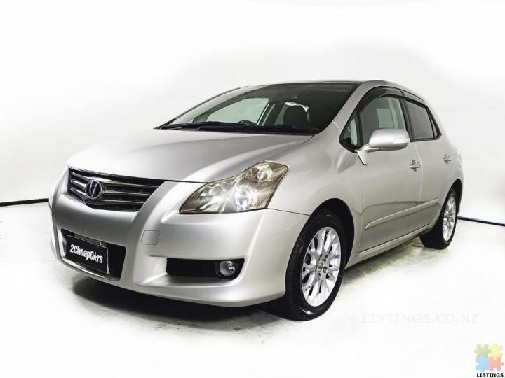 2012 Toyota Blade - 1/3