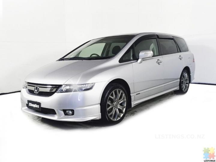 2006 Honda Odyssey - 3/3