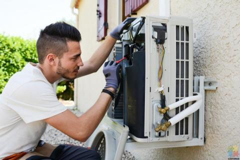 HVAC & Electrician