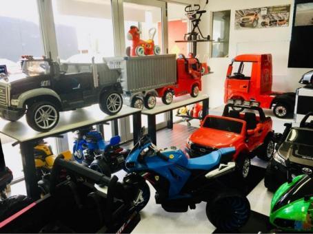 6v/12v/24v Battery Powered Ride-On Kids Cars, UTE, UTV, AtV,