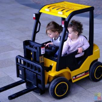 Pre-Order/Layby: 12Volts Kids Ride-On Forklifts