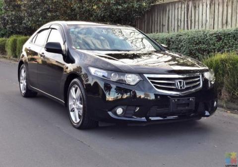 2013 Honda accord facelift 20tl