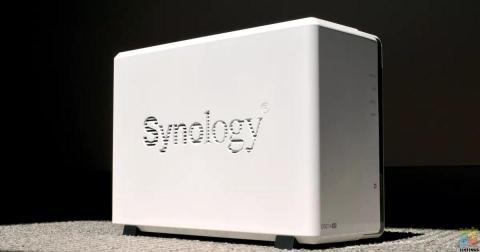 Synology DS214se + 2*2TB (7200)