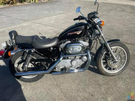 1997 Harley Davidson. 1200 Sportster Sport.