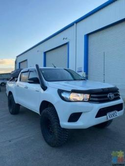 2017 Toyota Hilux 4x4