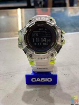 CASIO G-SHOCK G-SQUAD HEART RATE MONITOR
