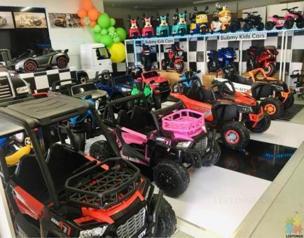 6v/12v/24v Battery Powered Ride-On Kids Cars