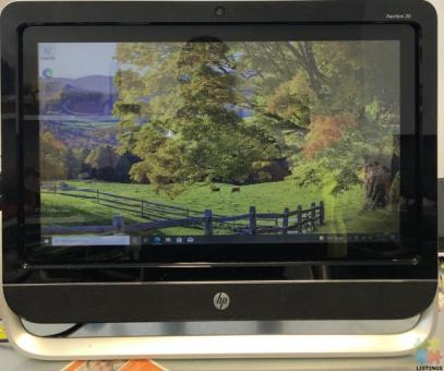 HP Pavilion TouchSmart 20-f200a All-in-One Desktop PC