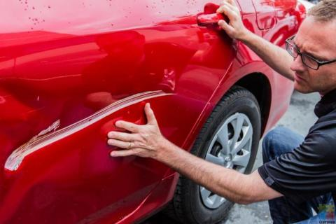 The collision repair and paint specialist