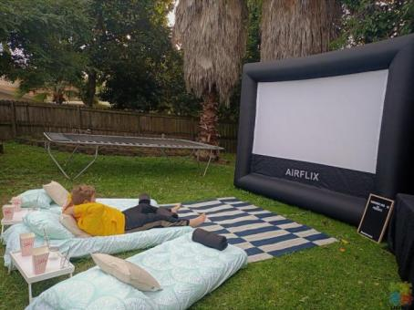 Backyard Flicks NZ Cinema Hire