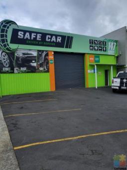 Safecar Ltd ellerslie is open during level 4