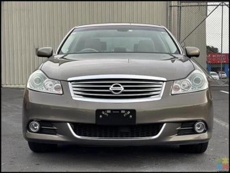 2008 Nissan fuga 250 gt