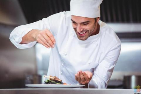 Junior Chef available!