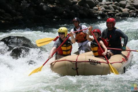 Raft guide/activity guide