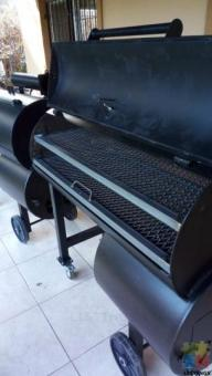 Smoke kit BBQ 1200mm pits at super discount price