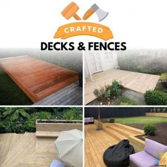 Crafted Decks and Fences,