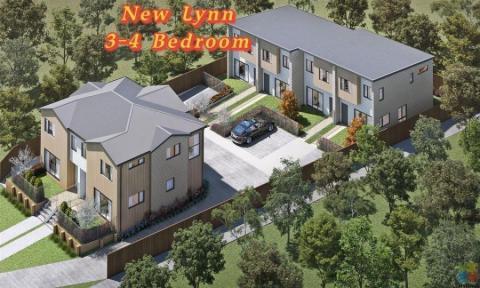 New Lynn Brand New Terrace House