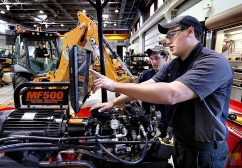Experienced heavy diesel mechanic