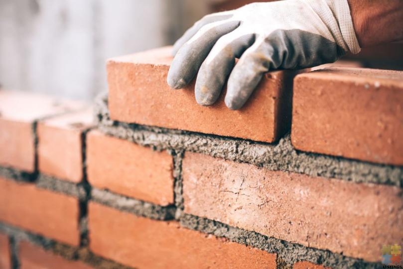 Looking for experienced and reliable bricklayers... - 1/1