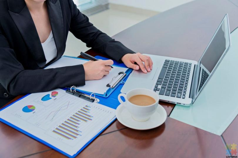Vacancy exists for a tax n Administration assistant - 1/1