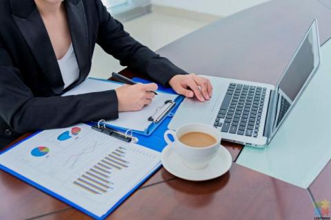 Vacancy exists for a tax n Administration assistant
