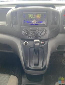 Finance Available - 2012 Nissan Nv200 Vanette