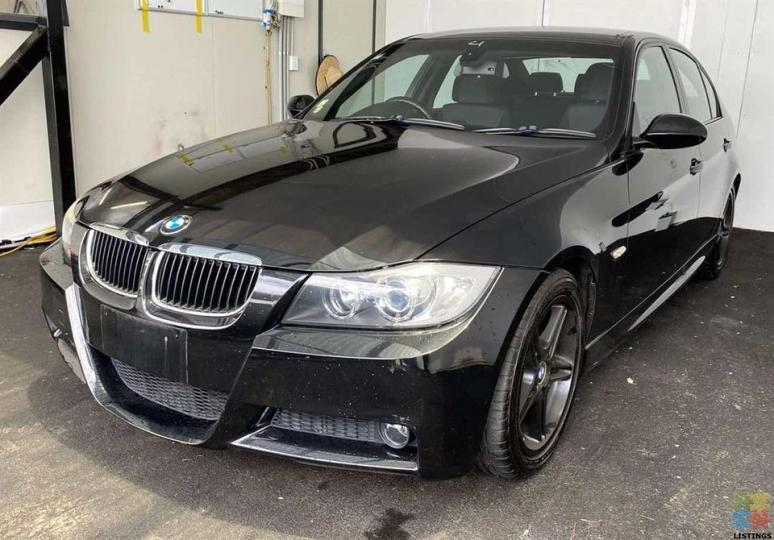 Finance Available - 2008 BMW 320i - Delivery Options - 1/3
