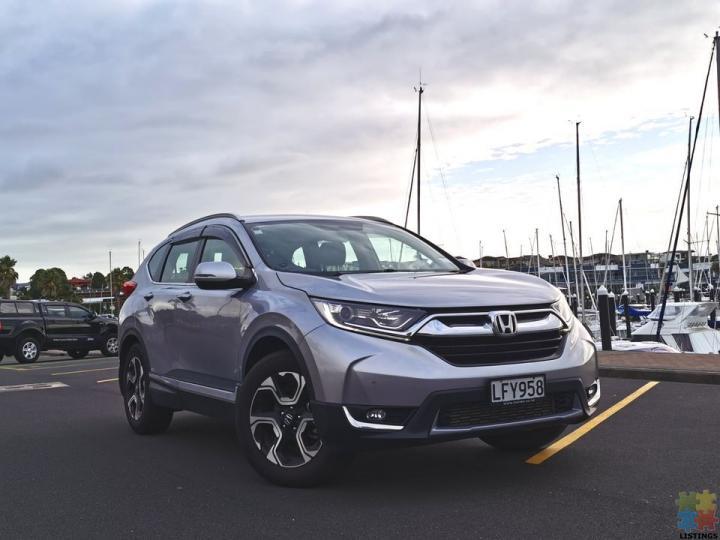 2018 Honda CR-V - 1/3