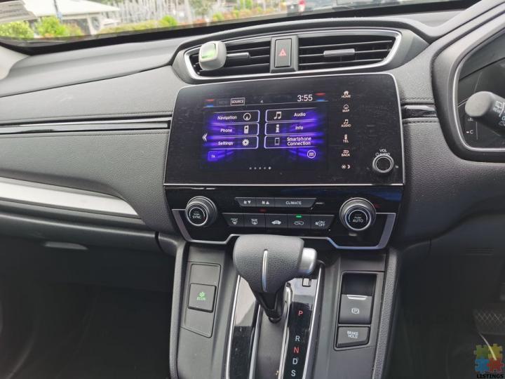 2018 Honda CR-V - 2/3