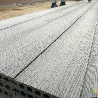 WPC Composite decking new stock arrive now~
