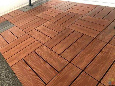 WPC DIY decking tile available now~