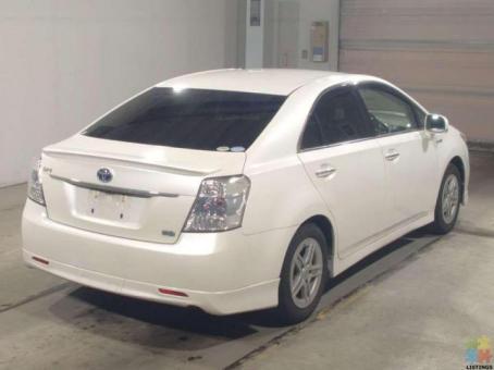 2010 Toyota sai s