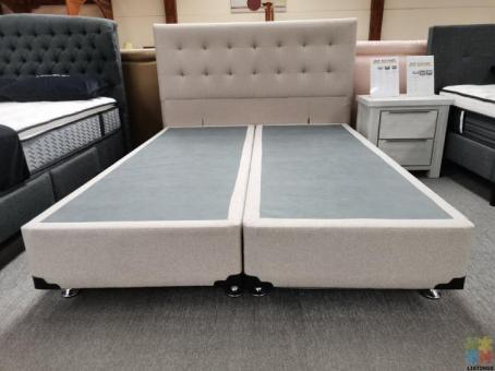 Brand new king bed 3pcs special