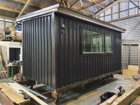 Wooden Framed Cabin 4.8m L /2.4m W