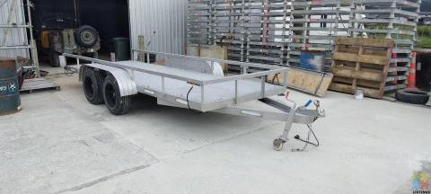 2017 Smoke King 2 axle 3500 kg