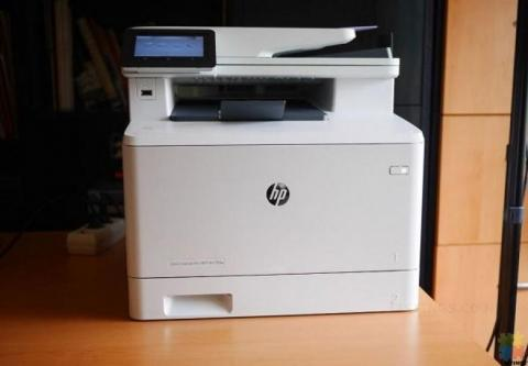 HP Color LaserJet Pro MFP M477fdw