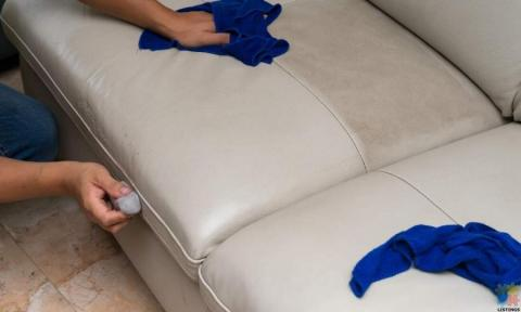 Carpet and couch disinfecting (clean)