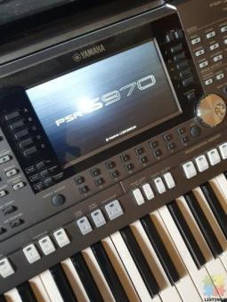 Yamaha PSR-S970 Digital and Arranger Workstation