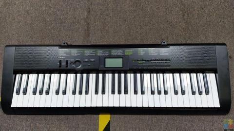 Casio CTK1100 Keyboard 61 keys