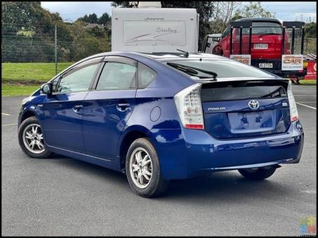 2010 Toyota prius s