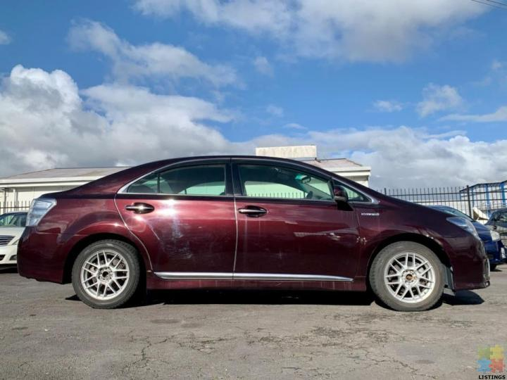 2012 Toyota sai hybrid cruise control - 2/3