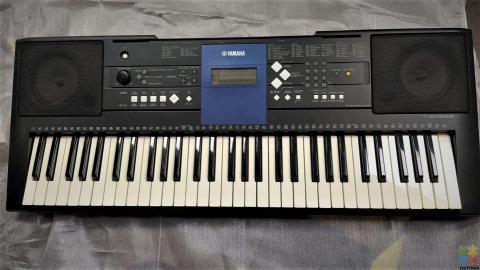 Yamaha PSR E333 Keyboard 61 keys