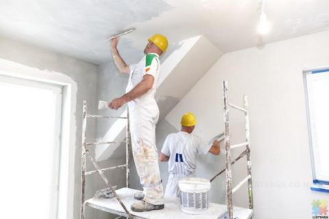 Exterior Plasterer - STO PPCS SOLID