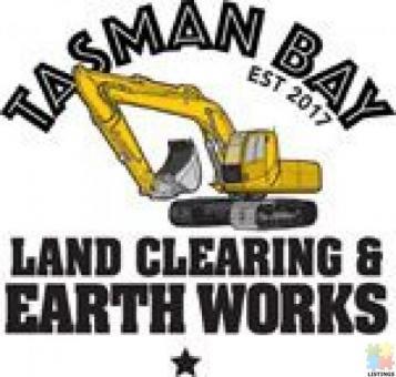 Tasman Bay Land Clearing & Earthworks