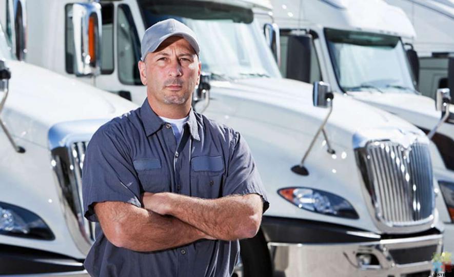 Class 1 Truck Driver - 1/1