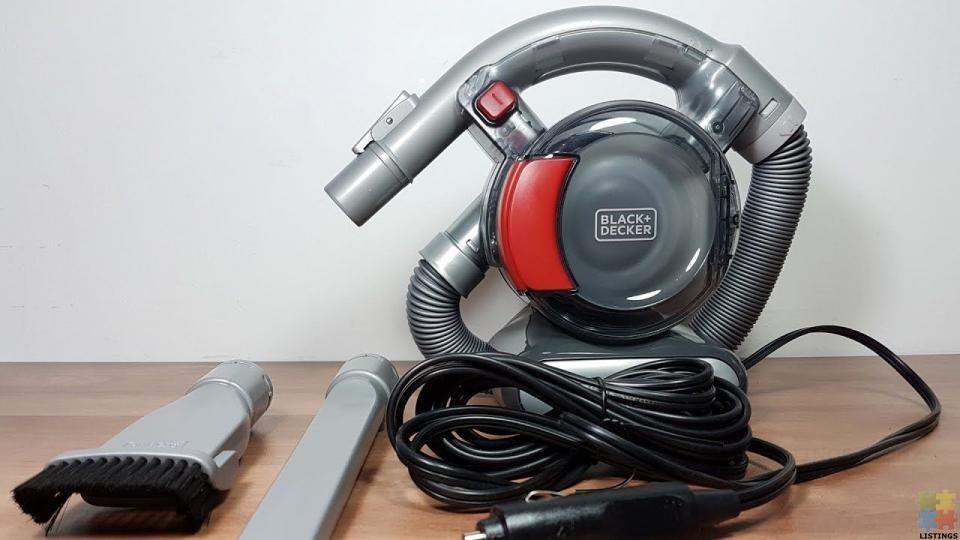 Black & Decker Dustbuster Flexi Car Vacuum 12V - 1/2