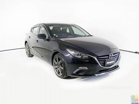 2015 Mazda axela