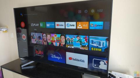 "Sony 65"" UHD 4K TV"